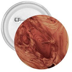 Fantastic Wood Grain,brown 3  Buttons