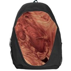 Fantastic Wood Grain,brown Backpack Bag