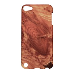 Fantastic Wood Grain,brown Apple iPod Touch 5 Hardshell Case