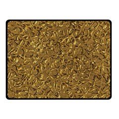 Sparkling Metal Art A Double Sided Fleece Blanket (Small)