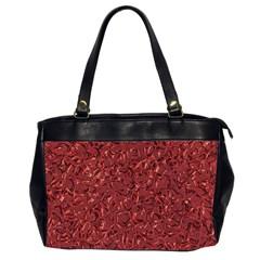 Sparkling Metal Art B Office Handbags (2 Sides)