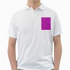Sparkling Metal Art D Golf Shirts