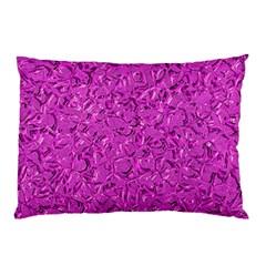 Sparkling Metal Art D Pillow Case