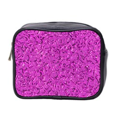 Sparkling Metal Art D Mini Toiletries Bag 2-Side