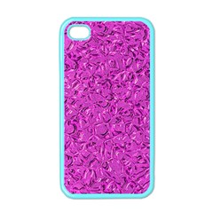 Sparkling Metal Art D Apple iPhone 4 Case (Color)
