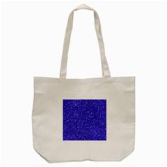 Sparkling Metal Art E Tote Bag (Cream)