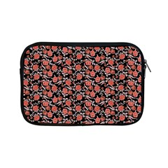 Roses Pattern Apple Ipad Mini Zipper Cases