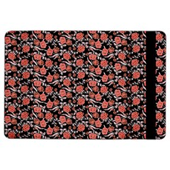 Roses pattern iPad Air 2 Flip