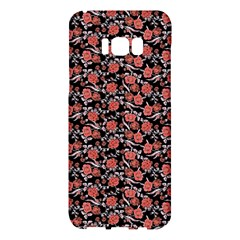 Roses pattern Samsung Galaxy S8 Plus Hardshell Case