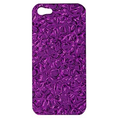 Sparkling Metal Art F Apple iPhone 5 Hardshell Case