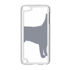 Australian Stumpy Tail Cattle Dog Silo Blue Apple iPod Touch 5 Case (White)