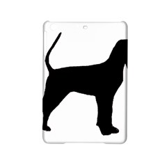 Black And Tan Coonhound Silo Black iPad Mini 2 Hardshell Cases