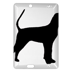 Black And Tan Coonhound Silo Black Amazon Kindle Fire HD (2013) Hardshell Case