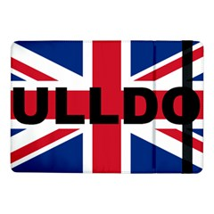 Bulldog England United Kingdom Name Flag Samsung Galaxy Tab Pro 10.1  Flip Case