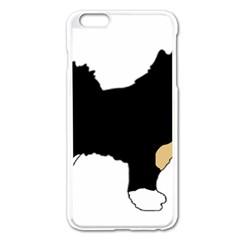 Finnish Lap Silo Color Apple iPhone 6 Plus/6S Plus Enamel White Case