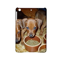 German Pinscher Puppies iPad Mini 2 Hardshell Cases