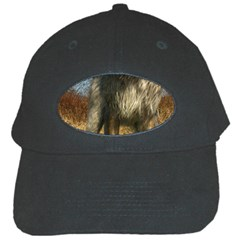 Irish Wolfhound full Black Cap