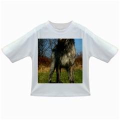 Irish Wolfhound full Infant/Toddler T-Shirts