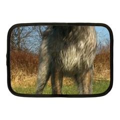 Irish Wolfhound full Netbook Case (Medium)