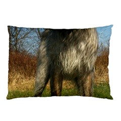 Irish Wolfhound full Pillow Case (Two Sides)