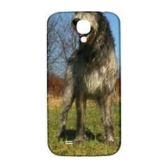 Irish Wolfhound full Samsung Galaxy S4 I9500/I9505  Hardshell Back Case