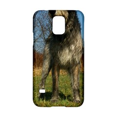 Irish Wolfhound full Samsung Galaxy S5 Hardshell Case