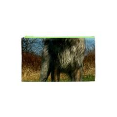 Irish Wolfhound full Cosmetic Bag (XS)