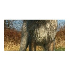 Irish Wolfhound full Satin Wrap