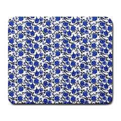 Roses pattern Large Mousepads