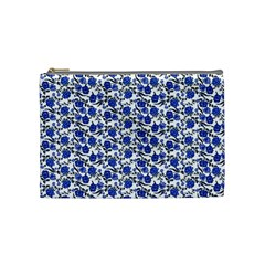 Roses pattern Cosmetic Bag (Medium)