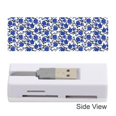 Roses pattern Memory Card Reader (Stick)