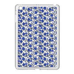 Roses pattern Apple iPad Mini Case (White)