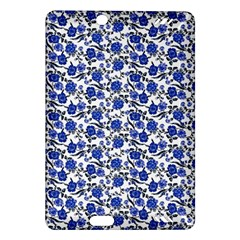 Roses pattern Amazon Kindle Fire HD (2013) Hardshell Case