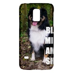 Mini Australian Shepherd Black Tri Love W Pic Galaxy S5 Mini