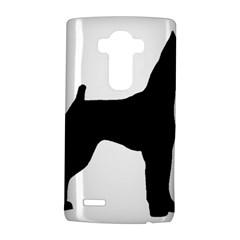 Min Pin Silo Black LG G4 Hardshell Case
