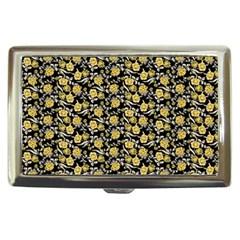 Roses pattern Cigarette Money Cases