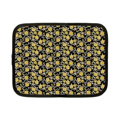 Roses pattern Netbook Case (Small)