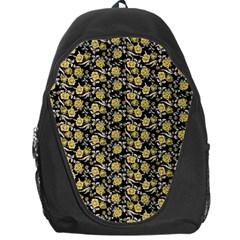 Roses pattern Backpack Bag