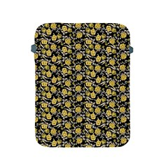 Roses pattern Apple iPad 2/3/4 Protective Soft Cases