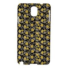 Roses pattern Samsung Galaxy Note 3 N9005 Hardshell Case