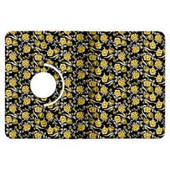 Roses pattern Kindle Fire HDX Flip 360 Case