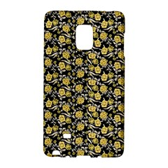 Roses pattern Galaxy Note Edge
