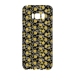 Roses pattern Samsung Galaxy S8 Hardshell Case