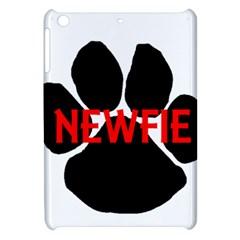 Newfie Name Paw Apple iPad Mini Hardshell Case
