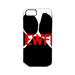 Newfie Name Paw Apple iPhone 5 Classic Hardshell Case (PC+Silicone)