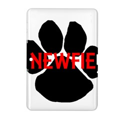 Newfie Name Paw Samsung Galaxy Tab 2 (10.1 ) P5100 Hardshell Case
