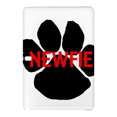 Newfie Name Paw Samsung Galaxy Tab Pro 12.2 Hardshell Case
