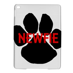 Newfie Name Paw iPad Air 2 Hardshell Cases