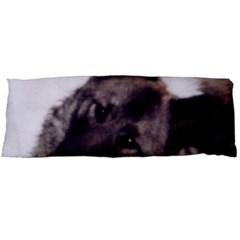 Norwegian Elkhound Body Pillow Case (Dakimakura)