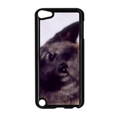 Norwegian Elkhound Apple iPod Touch 5 Case (Black)